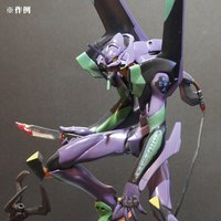 Evangelion Unit-01 Resin Cast Model Kit
