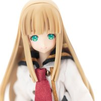 Assault Lily 024: Custom Lily Type-E 1/12 Scale Doll (Light Brown)