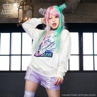 LISTEN FLAVOR Danganronpa Dead or Live Ibuki Mioda Sweatshirt