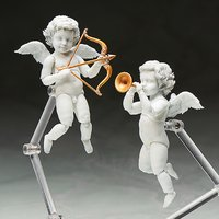 figma The Table Museum: Angel Statues (Re-run)