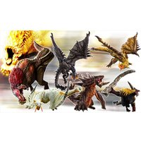 Capcom Figure Builder Monster Hunter Standard Model+ Ikari Ver. Kai Box Set (Re-run)