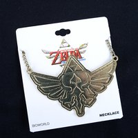 The Legend of Zelda Logo Necklace