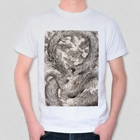 A Dragon and a Girl T-Shirt