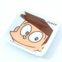Doraemon Suneo Small Square Plate