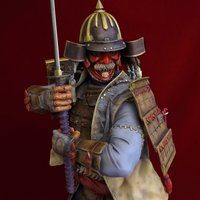 "For Honer - ""Kensei"" 1/4th Scale Figure"