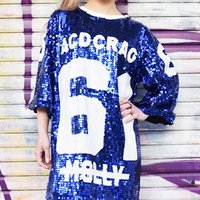 ACDC RAG Big Sequin T-Shirt