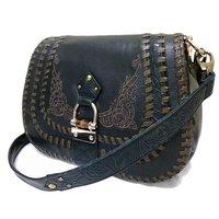 Rozen Kavalier Small Bamboo Shoulder Bag