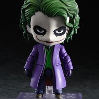 Nendoroid The Dark Knight Joker: Villain's Edition