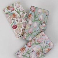 Honey Salon Vintage Tulip iPhone 6 Case
