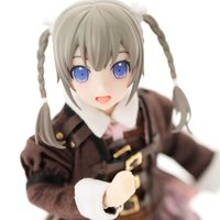 Assault Lily Series No. 032: Lucia Raimu Kishimoto 1/12 Scale Doll