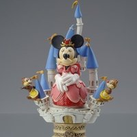 Formations Arts Vol. 3: Kingdom Hearts 2 Queen Minnie Mouse