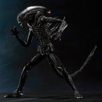 S.H.MonsterArts Alien Big Chap