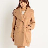 LIZ LISA Cocoon Coat
