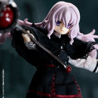 Black Raven - Gladewood City: An Eccentric and Its Guardian Kateryna 1/12 Scale Doll