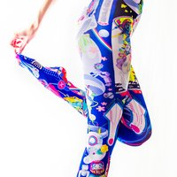 5 Dimensions Tights Chan