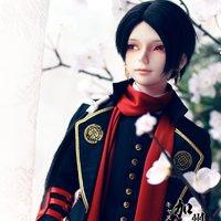 Touken Ranbu -Online- Kashuu Kiyomitsu Cast Doll