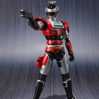 S.H.Figuarts Special Rescue Police Winspector Fire