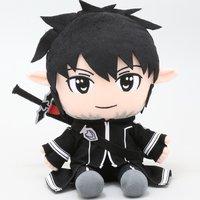 Kuitto Sword Art Online II Kirito Plush