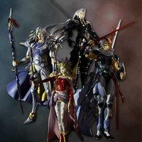 Trading Arts Dissidia Final Fantasy
