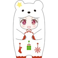 Nendoroid More Christmas Polar Bear Ver. Face Parts Case