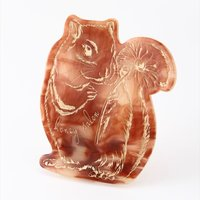 Honey Salon Marron the Squirrel Clip