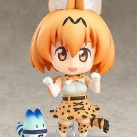Nendoroid Kemono Friends Serval