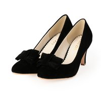 LIZ LISA Suede Pumps