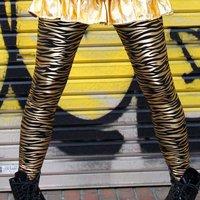 ACDC RAG Metallic Zebra Leggings