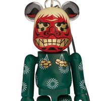 Happy BE@RBRICK 70% Shishi-mai