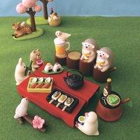 concombre Hanami Mini Figures Vol. 3