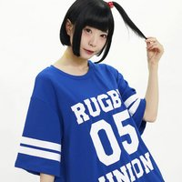 ACDC RAG Rugby T-Shirt Dress