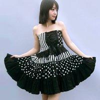 ACDC RAG Dots & Stripes Dress