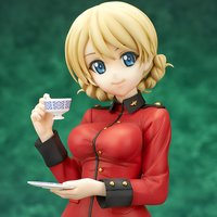 Girls und Panzer der Film Darjeeling 1/7 Scale Figure