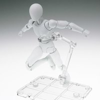 Clear Tamashii Stage Act.4