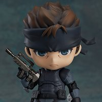 Nendoroid Metal Gear Solid Solid Snake (Re-run)