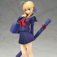 Fate/stay night Master Arturia 1/7 Scale PVC Figure