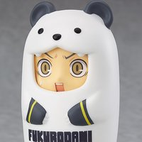Nendoroid More: Haikyu!! Face Parts Case - Fukurodani High