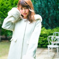 LIZ LISA Hooded Faux Fur Coat