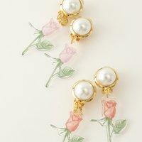 Honey Salon Honey Rose Earrings