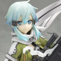 Sword Art Online II Sinon -Phantom Bullet- 1/8 Scale Figure (Re-run)