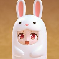 Nendoroid More Rabbit Face Parts Case (Re-run)