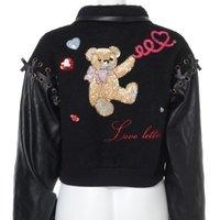 Swankiss Teddy Blouson Jackets