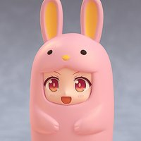 Nendoroid More Pink Rabbit Face Parts Case (Re-run)