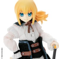 Black Raven - Gladewood City: Swordswomen's Justice & Knowledge Sheila 1/12 Scale Doll