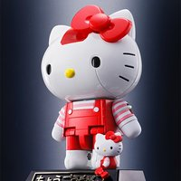 Chogokin Hello Kitty (Red Stripe Ver.)