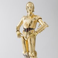 Perfect Model Chogokin C-3PO Die-Cast Figure