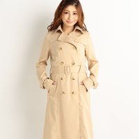 LIZ LISA Super Long Trench Coat
