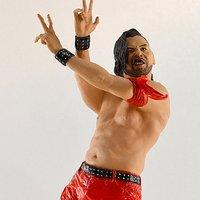 Purokaku Heroes Figure: NJPW Shinsuke Nakamura (Red Costume Ver.)
