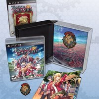 Legend of Heroes: Trails of Cold Steel Lionheart Edition (PS3)