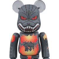 BE@RBRICK Godzilla (Desgodzi Burning Ver.)